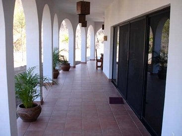 porches and archways