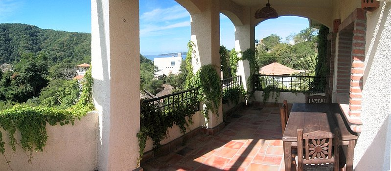 La manzanilla mexico ocean view real estate jalisco casa de la alegria 2 - La casa de la alegria ...
